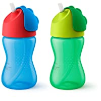 2-Pack Philips Avent My Bendy Straw Cup 10oz SCF792/21