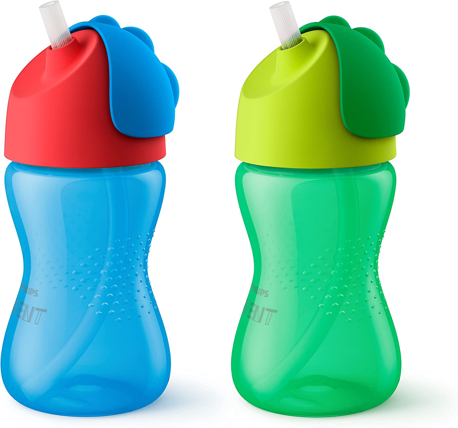 2pk 10oz Philips Avent My Bendy Straw Cup