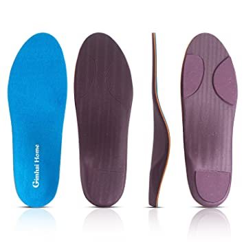 84c36dd3a2c Orthotics Arch Support Shoes Insoles/Inserts for Pronation,Supination,Flat  Feet,Plantar...