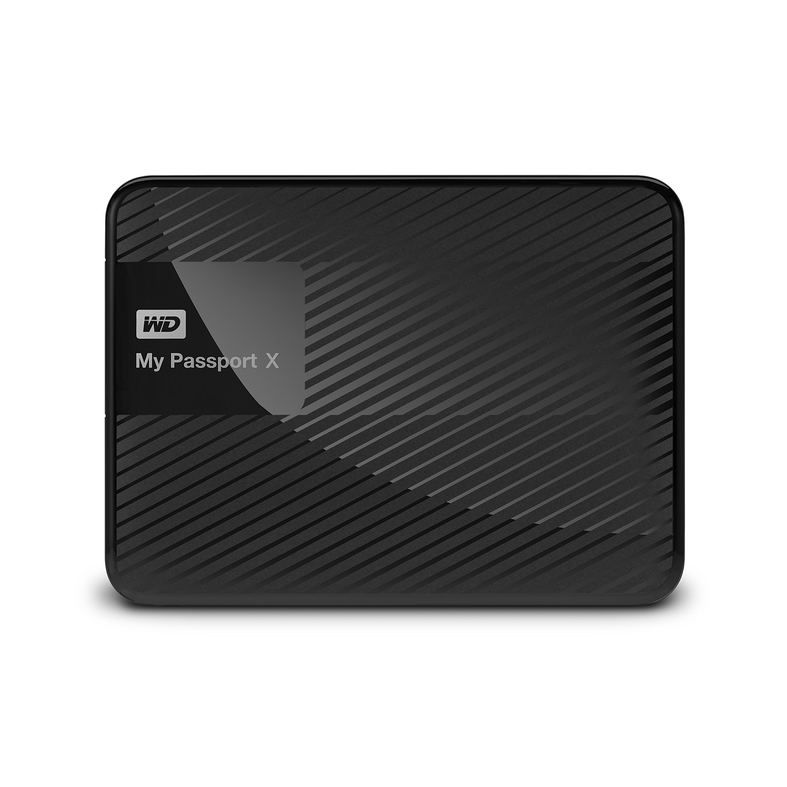 WD 3TB My Passport X for Xbox One Portable External Hard Drive, USB 3.0 - WDBCRM0030BBK-NESN