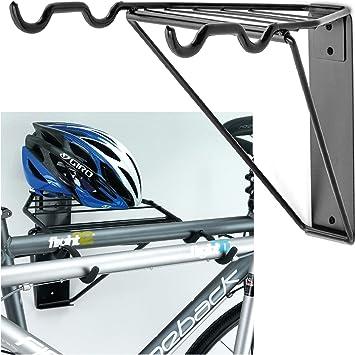 Gr8 - Soporte de pared plegable para 2 bicicletas: Amazon.es: Bricolaje y herramientas