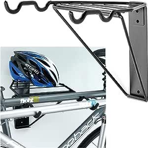 Gr8 - Soporte de pared plegable para 2 bicicletas: Amazon.es ...