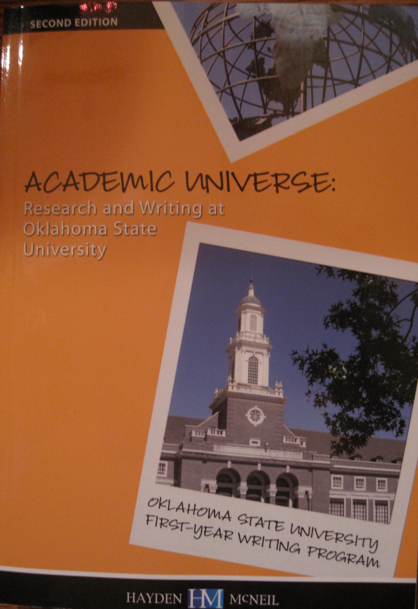 Academic Universe: Research and Writing at Oklahoma State