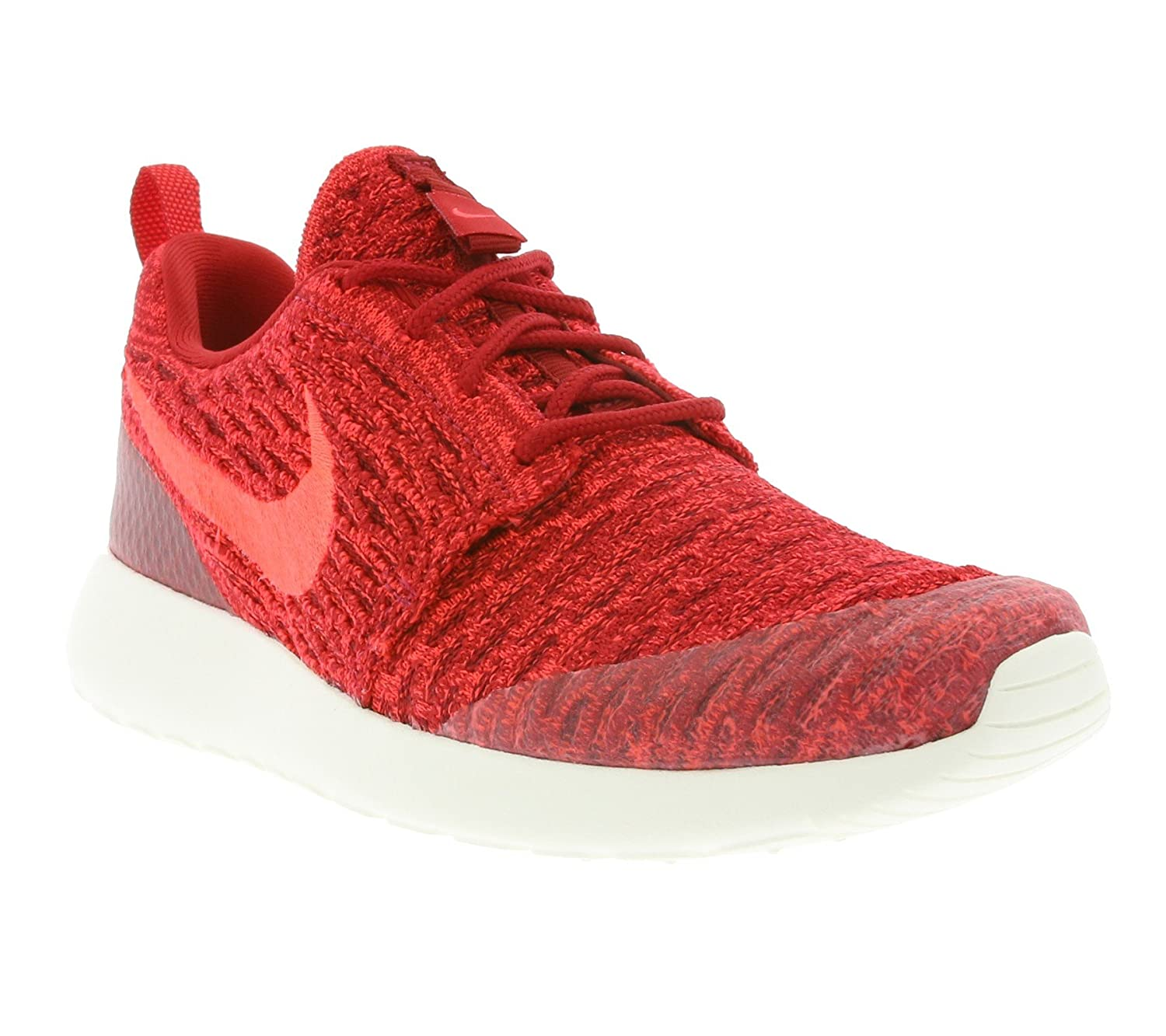 NIKE Shoes Womens Roshe One Flyknit Flyknit Colorblock Running Shoes NIKE B01AZL6NT0 9.5 B(M) US|Red 4e052e
