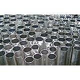 7//16 OD Aluminum 6061-T6 Seamless Round Tubing 24 Length 0.065 Wall 0.3075 ID WW-T 700//6
