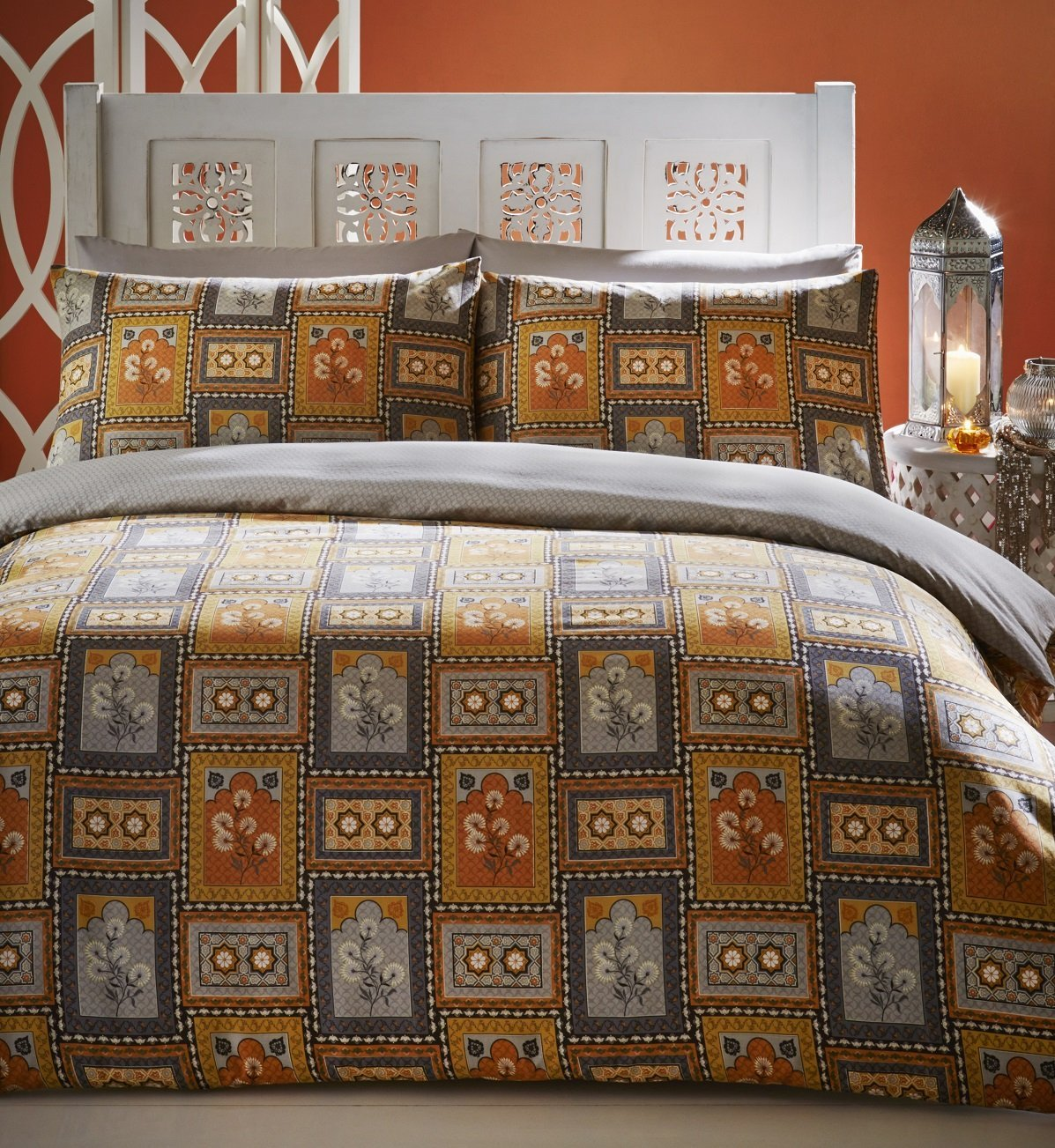 hill aimee duvet lifestyle cover products orange white new paisley st