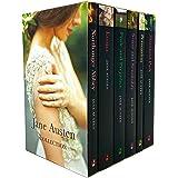 Jane Austen Complete 6 Books Collection Box Set (Northanger Abbey, Emma, Pride and Prejudice, Sense and Senesibility, Persuas