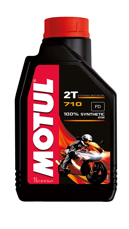 MOTUL MOT7101 Moto 710 2T 1L: Amazon.es: Coche y moto