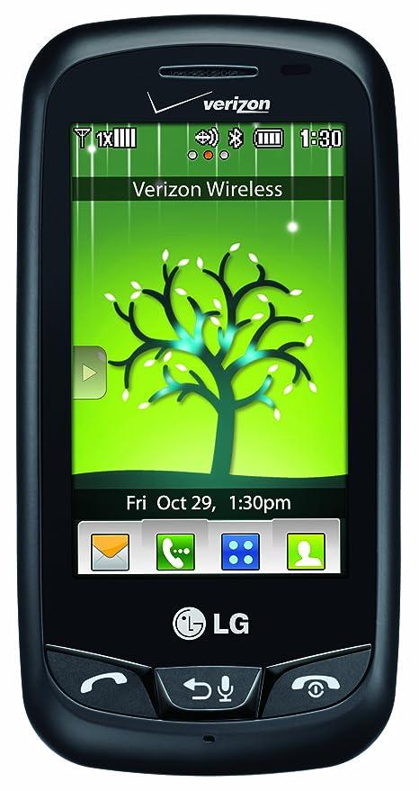 amazon com lg cosmos touch phone verizon wireless electronics rh amazon com Verizon LG Cosmos Cell Phone Verizon LG Cosmos Cell Phone