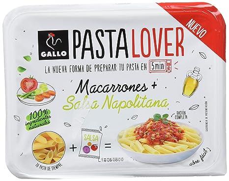 Gallo Pastalover Macarrones Napolitana - 200g