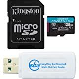 Professional Kingston 256GB for Karbonn K9 Viraat MicroSDXC Card Custom Verified by SanFlash. 80MBs Works with Kingston