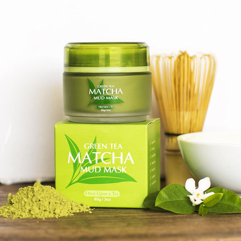 amazon com best green tea matcha mud mask removes