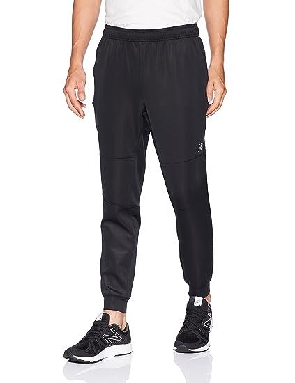 New Balance Pantalon Gazelle C/PUÑO, Hombre, Black, XL: Amazon.es ...