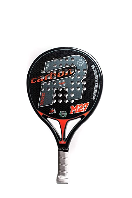 Amazon.com: Royal Padel | RP M27 Carbon 2019 Pala de pádel ...