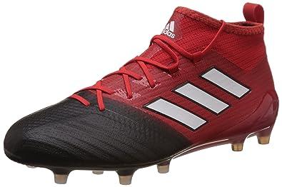adidas Herren Ace 17.1 Primeknit Futsalschuhe, rot, 47 EU: Amazon.de ...