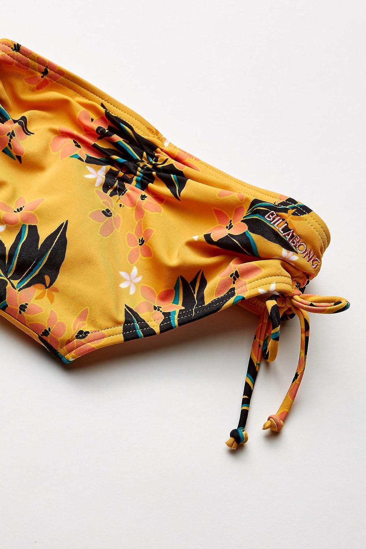 BILLABONG Sunset Luv - Bañador de Cuello Alto para niña - Dorado - 6X: Amazon.es: Ropa y accesorios