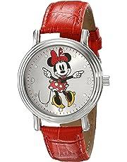 Disney Women's Minnie Mouse Arm Hand Watch
