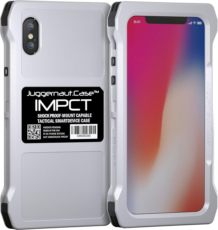 Juggernaut.Case IMPCT - Funda para Apple iPhone X o XS: Amazon.es ...