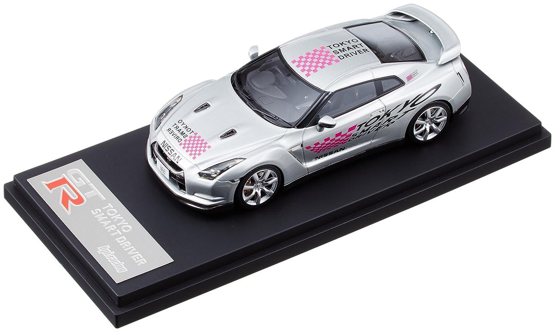 1/43 HPI Nissan GT-R Tokyo Smart Driver (japan import)