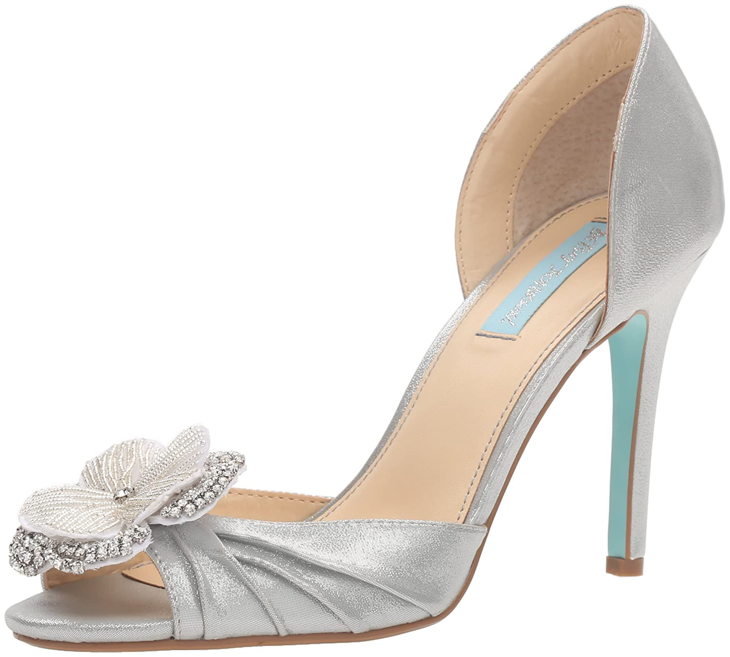Amazon.com | Blue by Betsey Johnson Women\'s Sb-Big Dress Sandal | Pumps