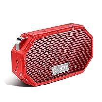 スピーカー 防水 Bluetooth 4.0 スマートスピーカー IP66 防水規格 ポ...