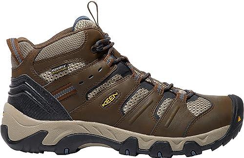 a614430dfd6 KEEN Men's Koven Mid Waterproof Hiking Shoe