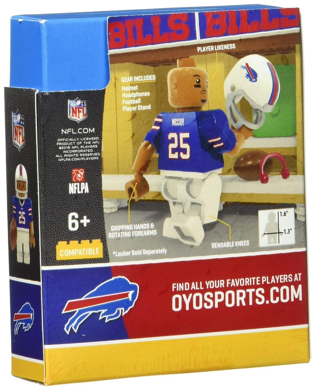 OYO NFL Buffalo Bills Gen4 Limited Edition LeSean Mccoy Mini Figure White Small