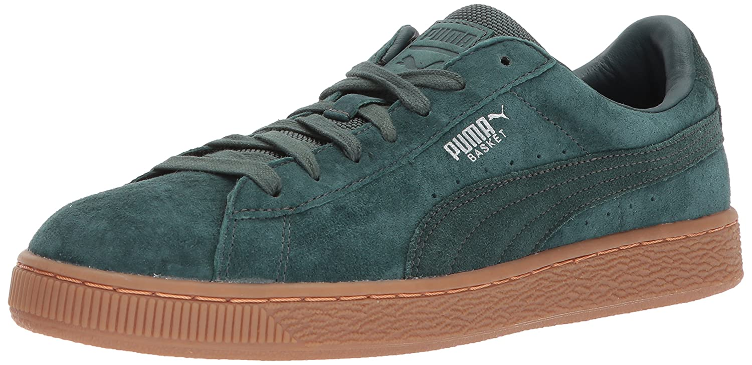 569129338ad8 Puma Men s Basket Classic Weatherproof Sneaker  Buy Online at Low Prices in  India - Amazon.in