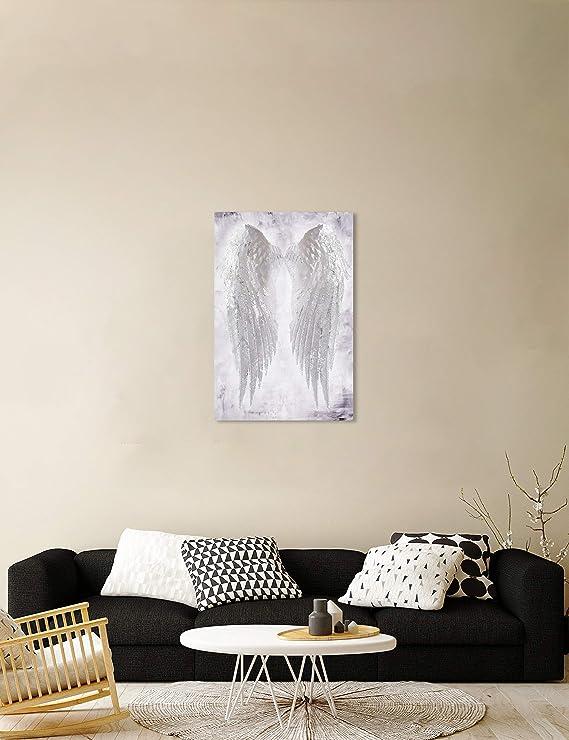 Amazon.com: WTD - Lienzo decorativo para pared, diseño de ...