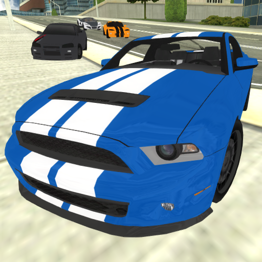 Street Racing Car Driving 3D ()
