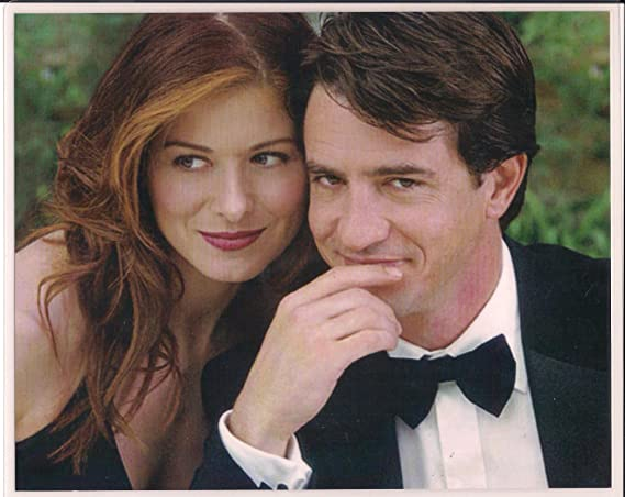 The Wedding Date.The Wedding Date With Debra Messing And Dermot Mulroney 7 X 10