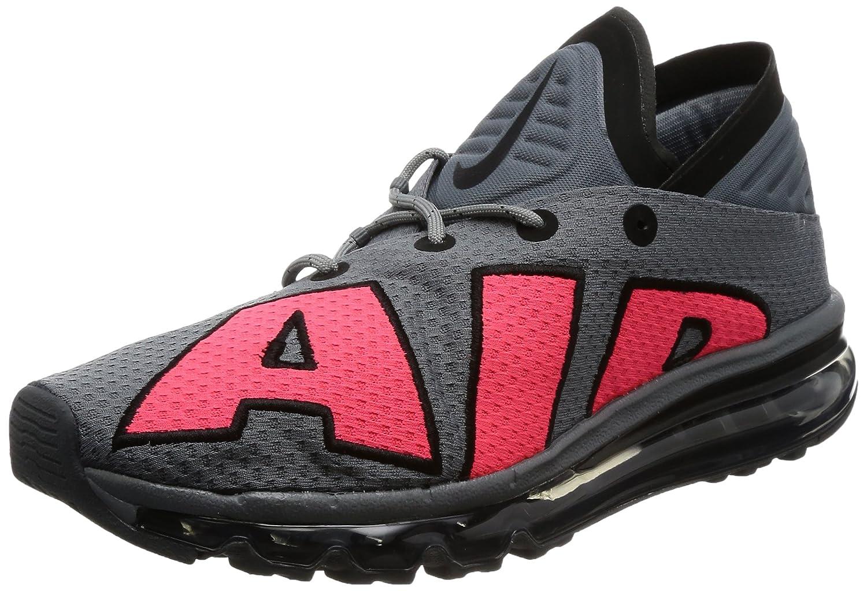 A buon mercato Nike Uomo Air Max Flair Scarpe da corsa Cool Grigio/University Rebright Crimson