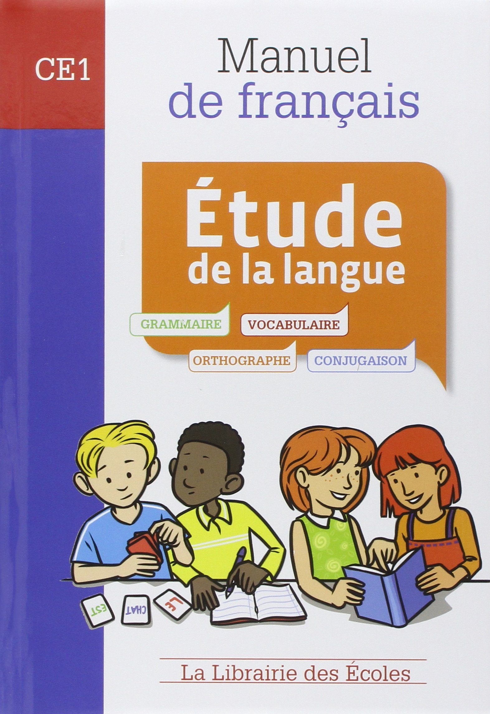 Ce1 Manuel De Francais Amazon Ca Books