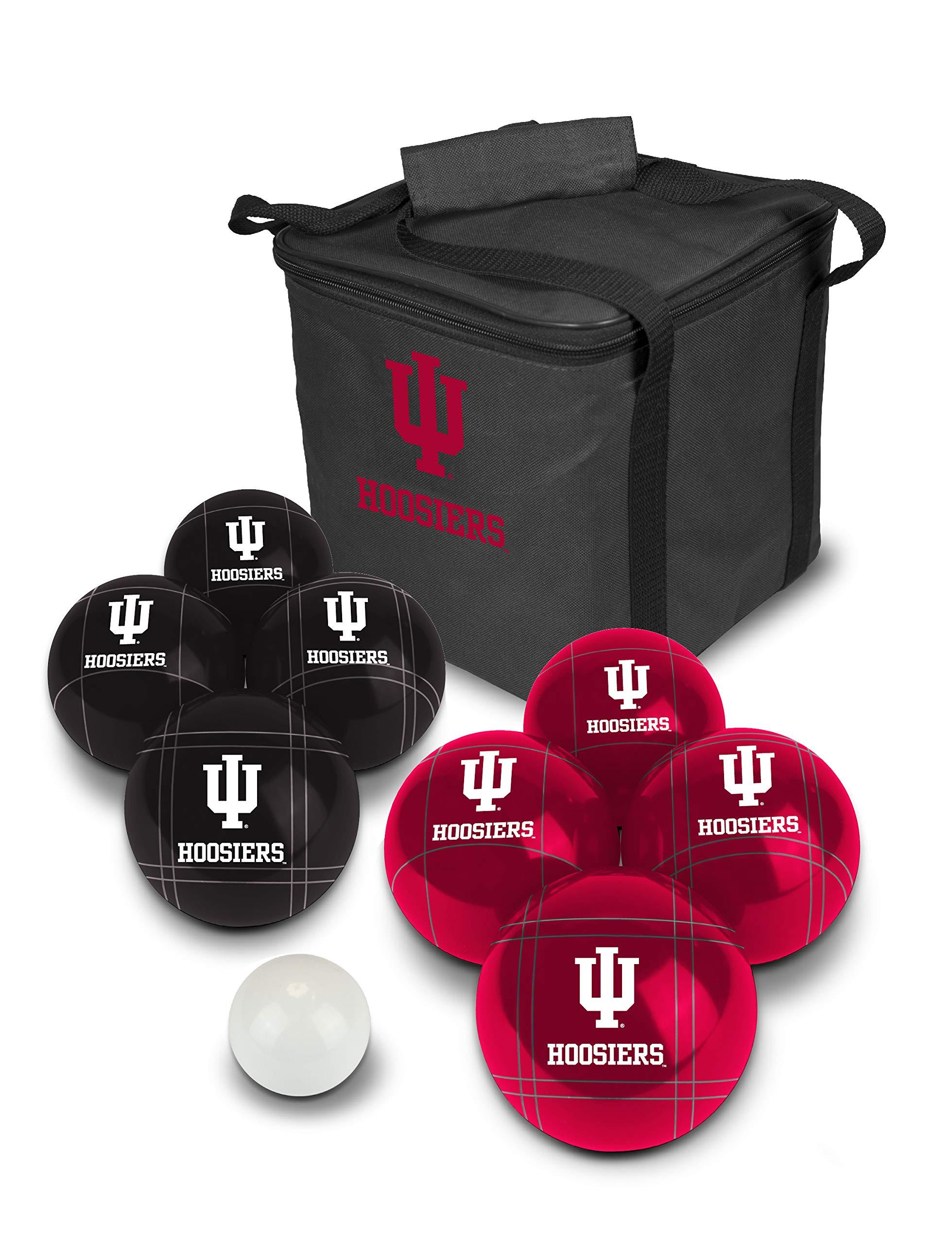 PROLINE NCAA College Indiana Hoosiers Bocce Ball Set