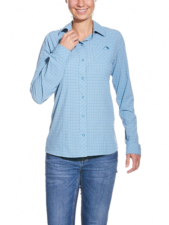Tatonka Damen Nilo W's Ls-Shirt Hemd TATK5 #Tatonka 8164