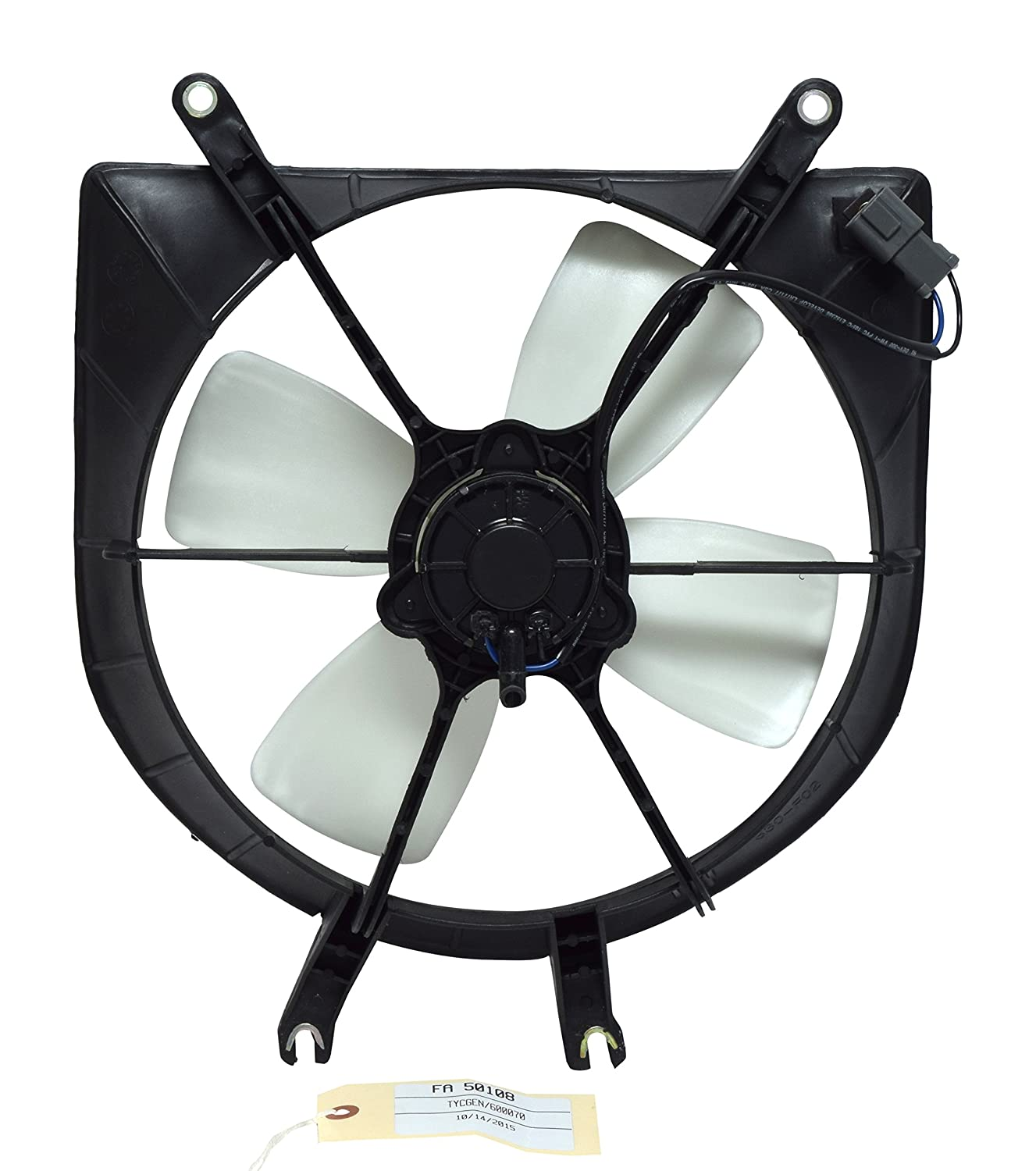 Universal Air Conditioner FA 50108C Engine Cooling Fan Shroud