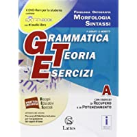 Grammatica teoria esercizi. Vol. A-B-C. Con prove d'ingresso. Per la Scuola media. Con CD-ROM. Con e-book. Con espansione online