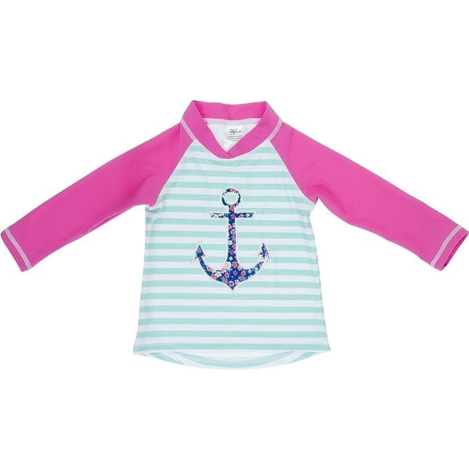 Baby Banz Camiseta Termica Manga Larga ANTI-UV Niño - Niña: Amazon.es: Ropa y accesorios