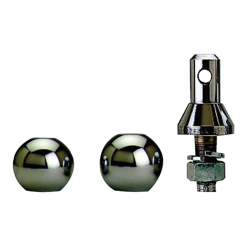Convert-A-Ball 903B Stainless Steel Shank with 2 Balls - 1' 0228.1266