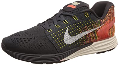 pretty nice 24f1e 7e44b Image Unavailable. Image not available for. Colour  Nike Women s Lunarglide  7 Grey ...