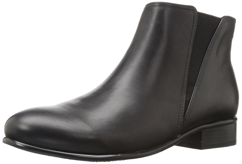 SoftWalk Women's Urban Ankle Bootie B01NALLS94 11 B(M) US Black