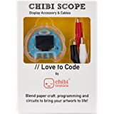 Chibitronics - Love to Code - LTC - Chibi Scope with 3 alligator clips