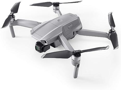 Opinión sobre DJI Mavic Air 2 Drone Quadcopter UAV con Cámara de 48MP 4K Video 1/2 Pulgadas CMOS Sensor de Cardán de 3 Ejes, Tiempo de Vuelo 34 min, ActiveTrack 3.0, Color Gris