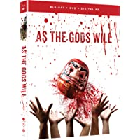 As the Gods Will: Live Action Movie (Blu-ray/DVD Combo + UV)