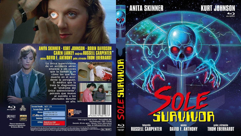 Sole Survivor [Blu-ray]: Amazon.es: Anita Skinner, Kurt Johnson ...