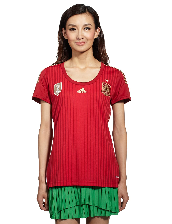 Camiseta España 1ª -Mujer- 2014