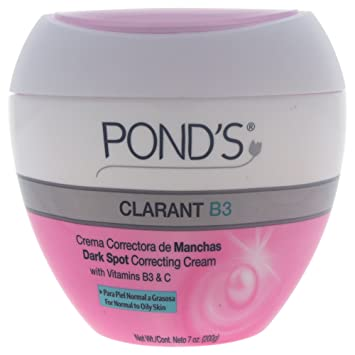 6 Pack - Ponds Clarant B3 Anti-Dark Spot Moisturizer Normal to Dry Skin 7 oz Firiming Essence 1oz