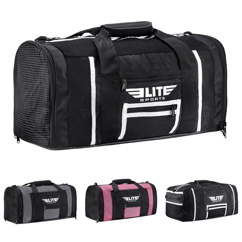 ebeef004ed22 Artículo nuevo Elite Sports Malla Ventilada Duffel Bolsa De Deporte ...