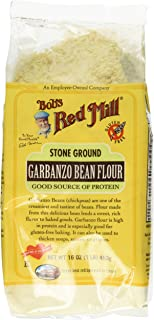 product image for Bob's Red Mill Flour Garbanzo Bean, 16-ounces (Pack of 4)