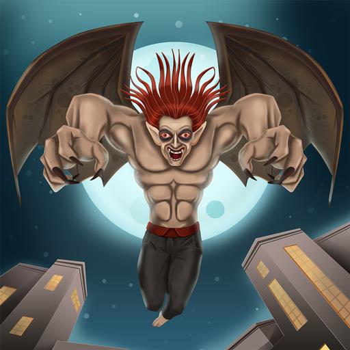 (Scary Vampire - Transform WareWolf)
